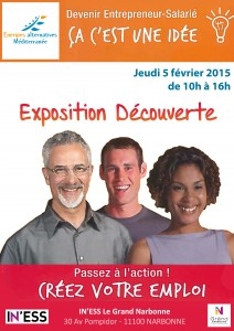 Energies Alternatives - Expo découverte 5-02-2015